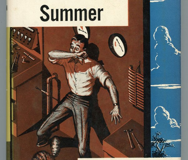 Chimera Review of The Door into Summer by Robert A. Heinlein