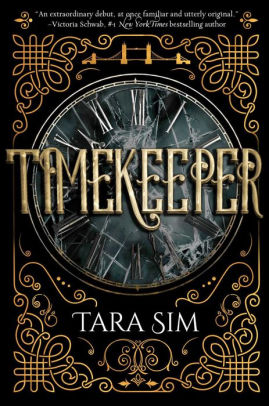 Chimera Review of  Timekeeper by Tara Sim
