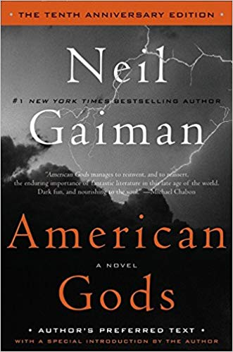 Chimera Review of American Gods by Neil Gaiman