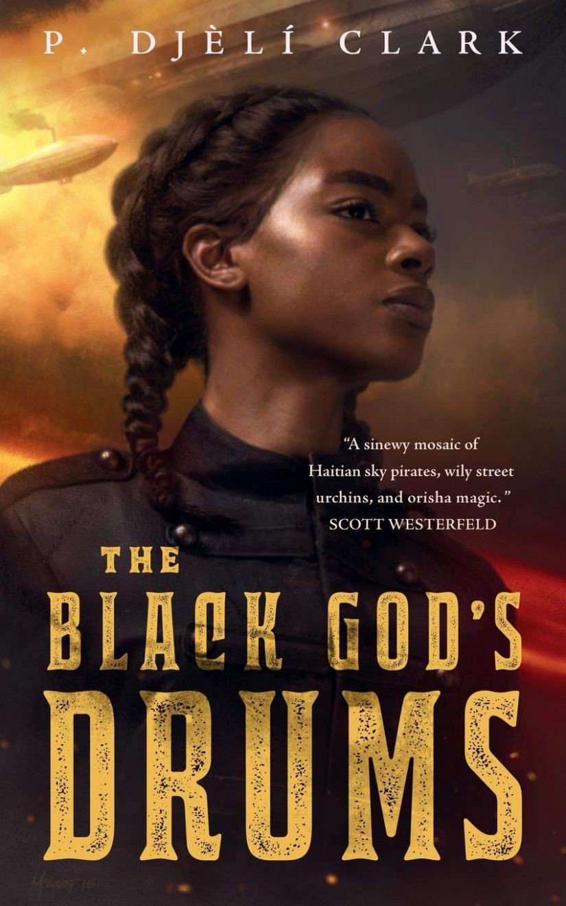 Chimera Review of The Black God's Drums by P. Djèlí Clark