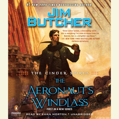 Chimera Readers Review of The Aeronaut's Windlass by Jim Butcher.