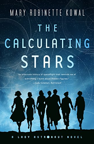 Chimera Readers Review of The Calculating Stars by Mary Robinette Kowal