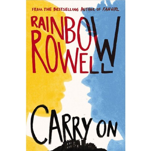 Chimera Review of Carry On by Rainbow Rowell