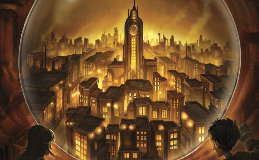 Chimera Review of The City of Ember by JeanneDuPrau