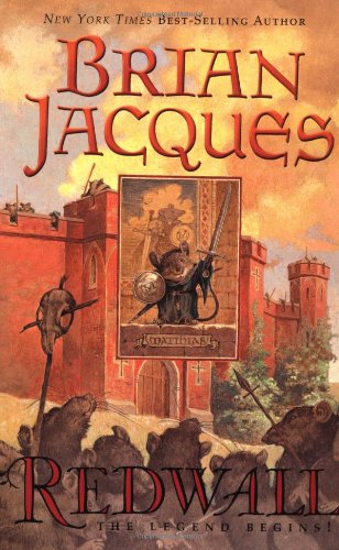 Chimera Review of Red Wall by BrianJacques