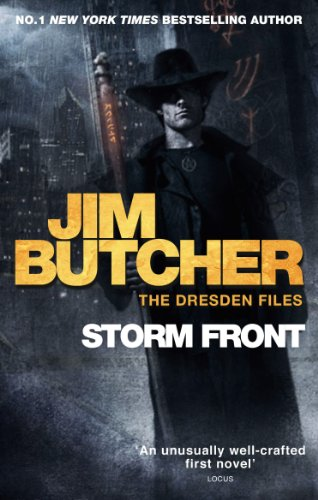 Chimera Review of Storm Front: The Dresden Files by JimButcher