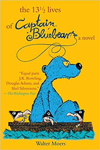 Chimera Review of The 13½ Lives of Captain Bluebear by Walter Moers