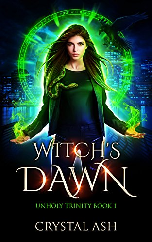 Chimera Review of Witch's Dawn: A Reverse Harem Urban Fantasy by Crystal Ash